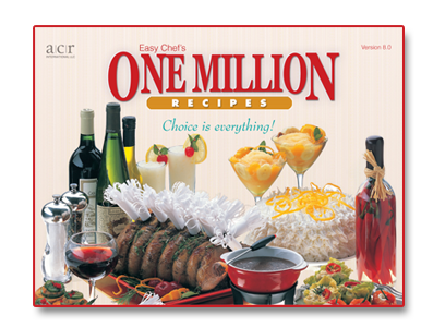 One million recipes cooking recipe software forumfinder Images